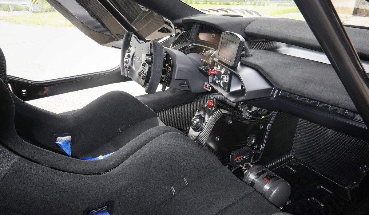 Суперкар Ford GT Mk II: игра без правил