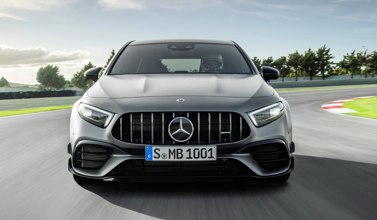 Benz представил AMG-версии A-Class иCLA