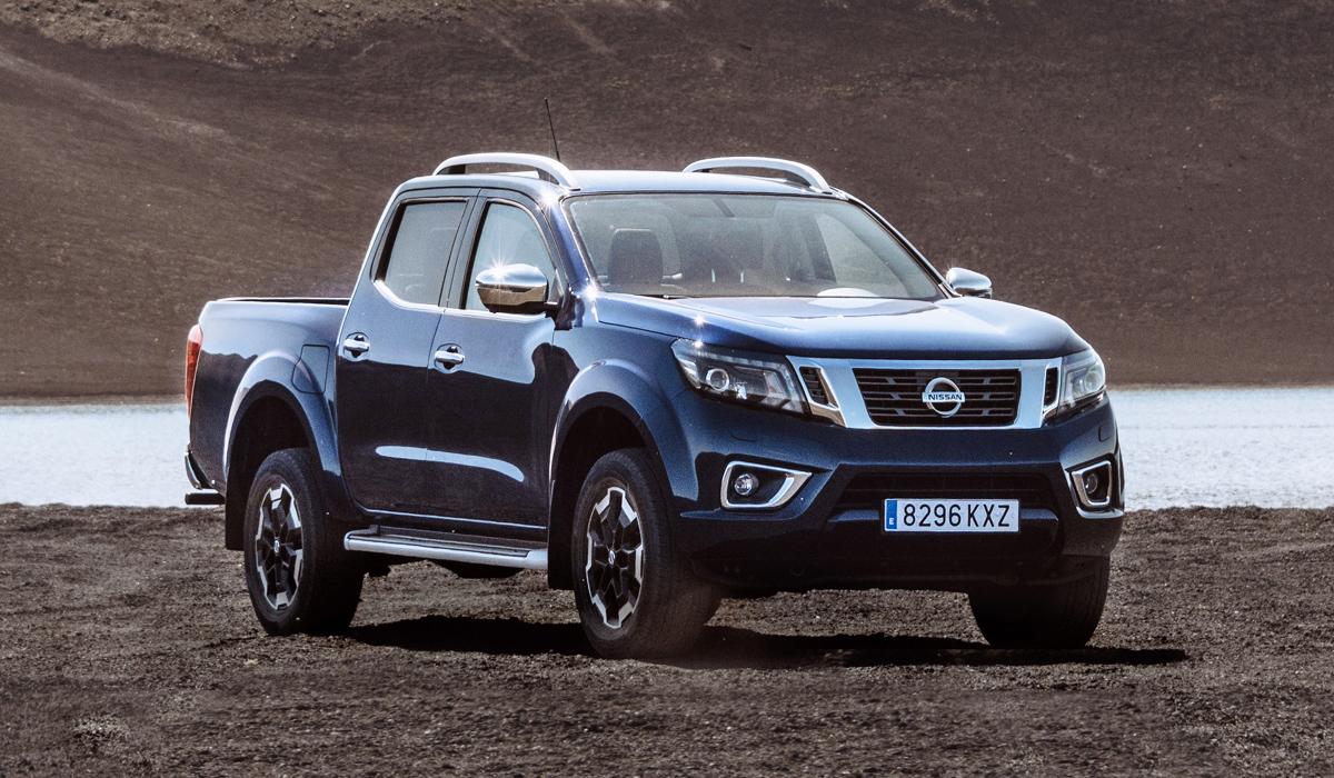 Пикап Nissan Navara пережил техническую модернизацию