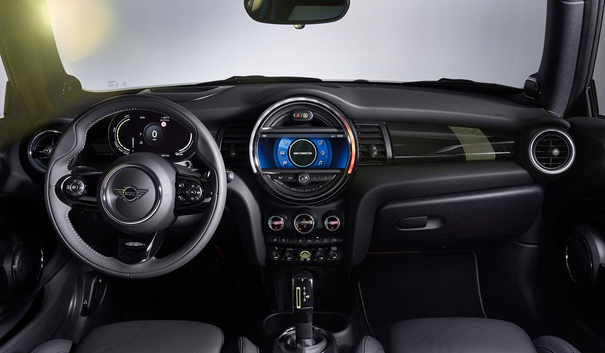 Электрический Mini Cooper SE: серийная версия