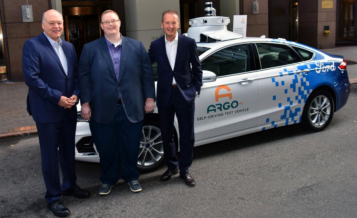 Ford и Volkswagen объявили о расширении сотрудничества