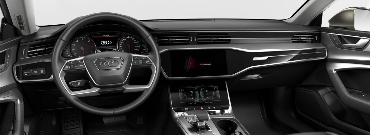 Audi A7 Sportback в России: теперь с двухлитровым мотором