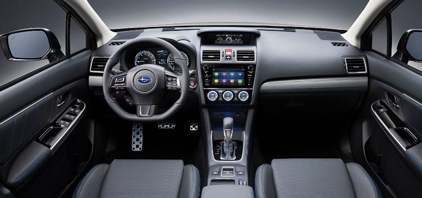 Картинки по запросу Subaru Levorg салон