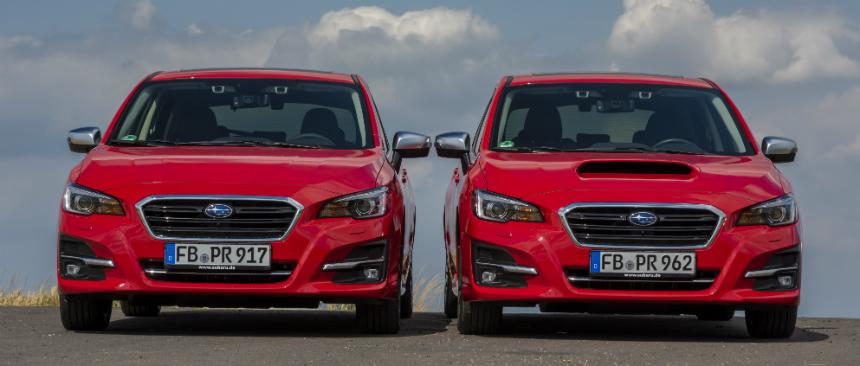 Европейский универсал Subaru Levorg лишился турбомоторов