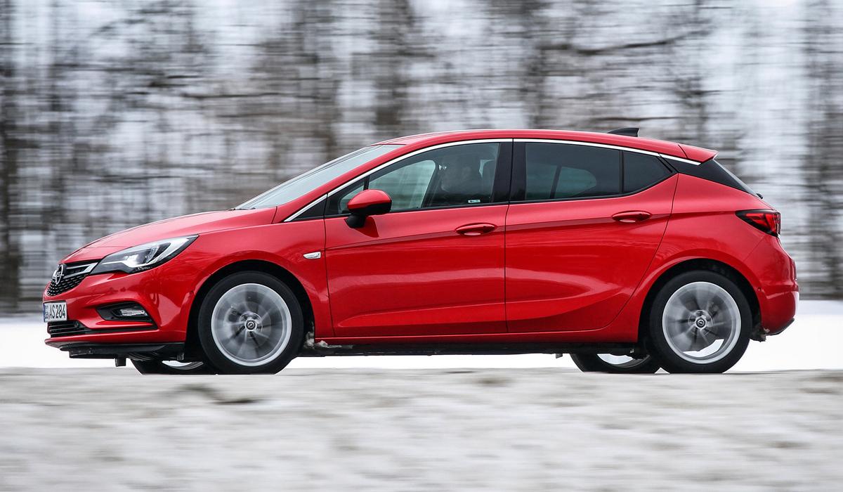 Opel ускорит переход на платформы PSA