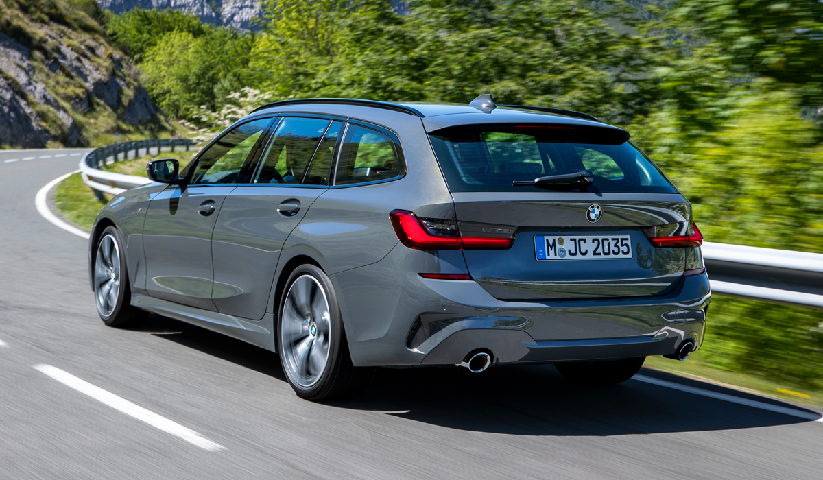 Новая «трешка» BMW: представлен универсал