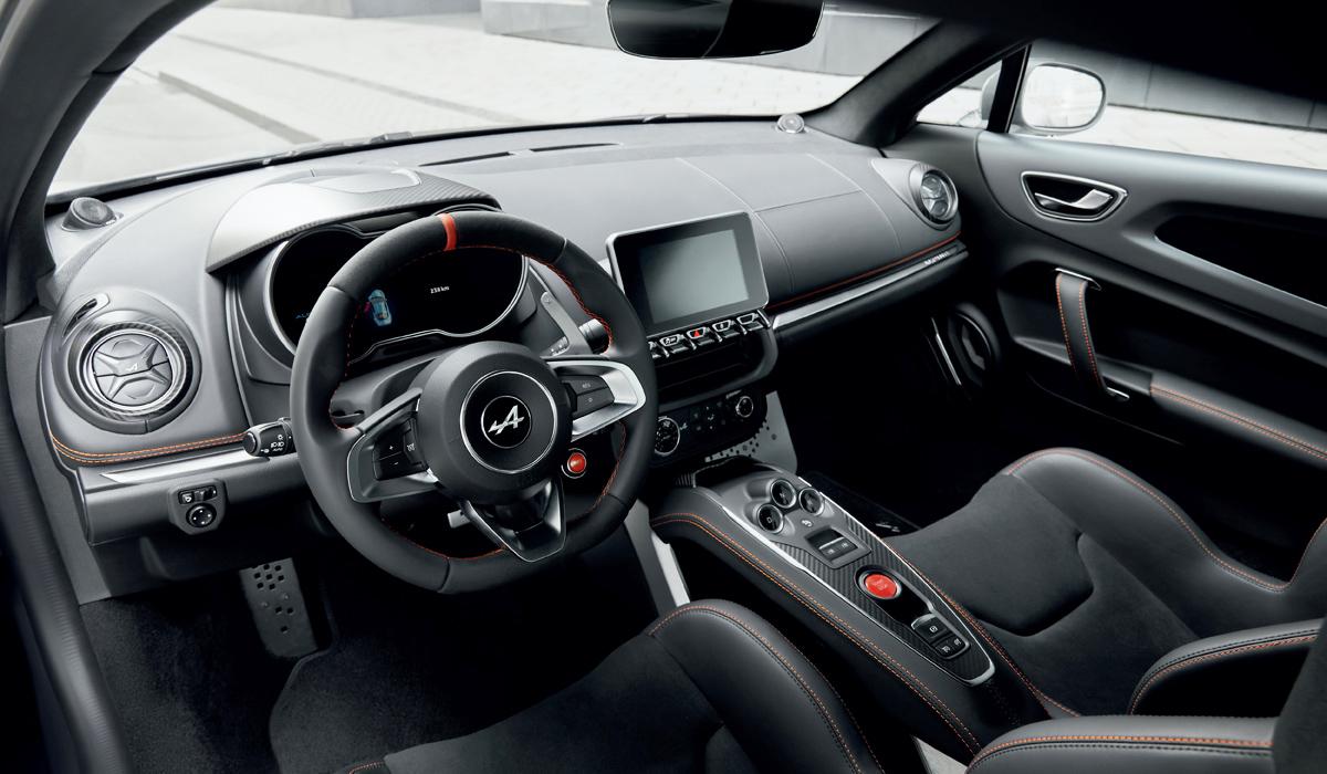 Представлено «заряженное» купе Alpine A110S