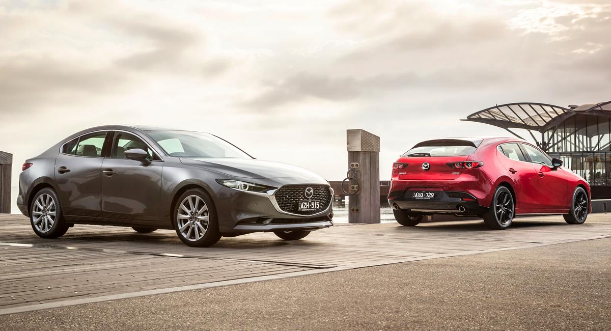 Новая Mazda 3: комплектации и цены в России