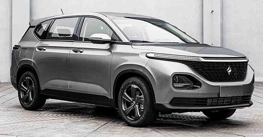 Будущие модели Baojun: большой седан и компактвэн