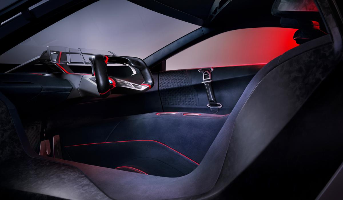 Суперкар BMW Vision M Next обрисовал будущее M-моделей