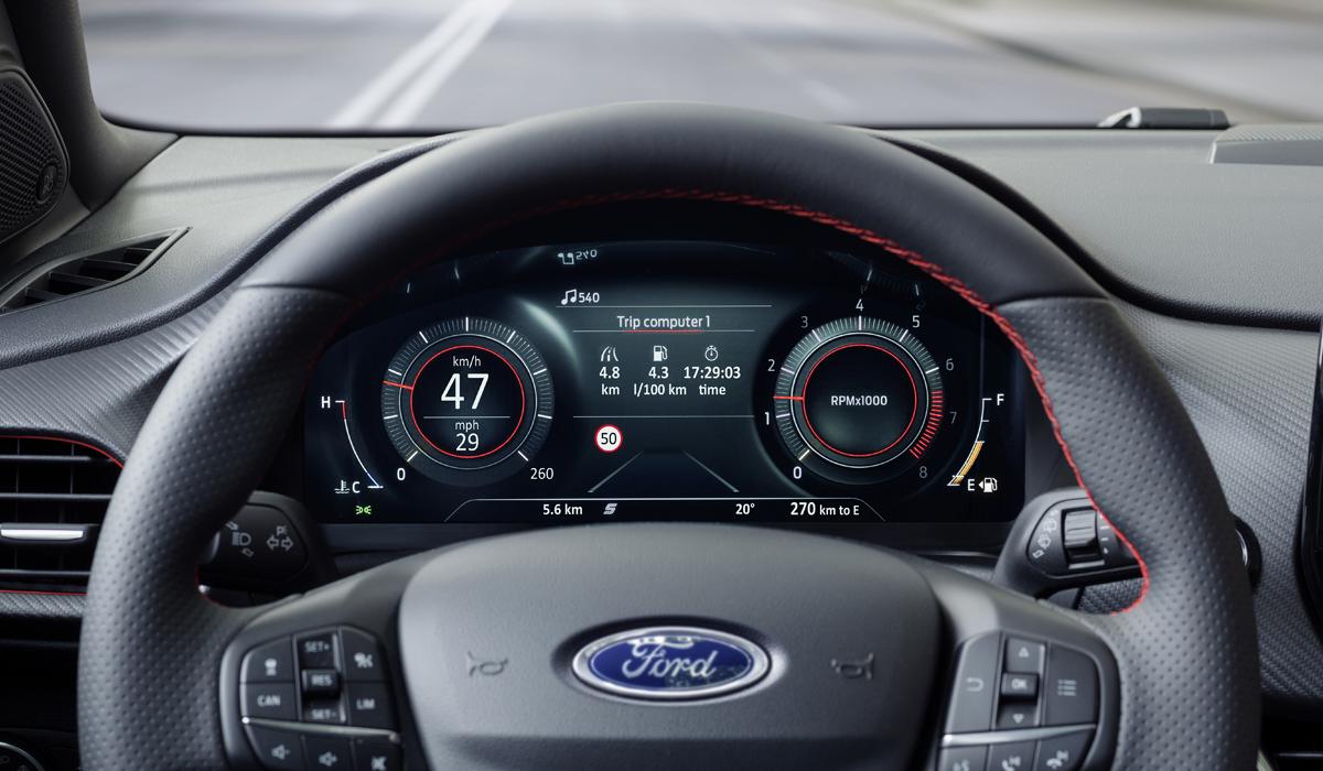 Представлен новый Ford Puma: теперь это кроссовер