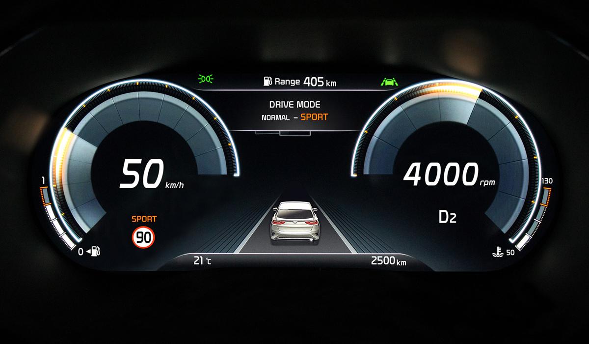 Кросс-хэтчбек Kia XCeed: четвертая модель в семействе