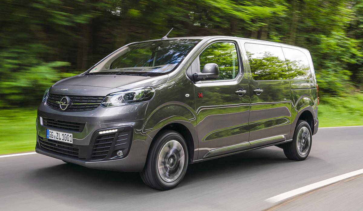 Минивэн Opel Zafira Life обзавелся полным приводом
