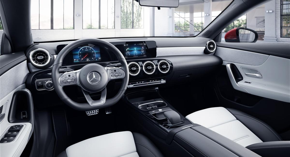 Новый Mercedes CLA оценили в2 360 000 руб.