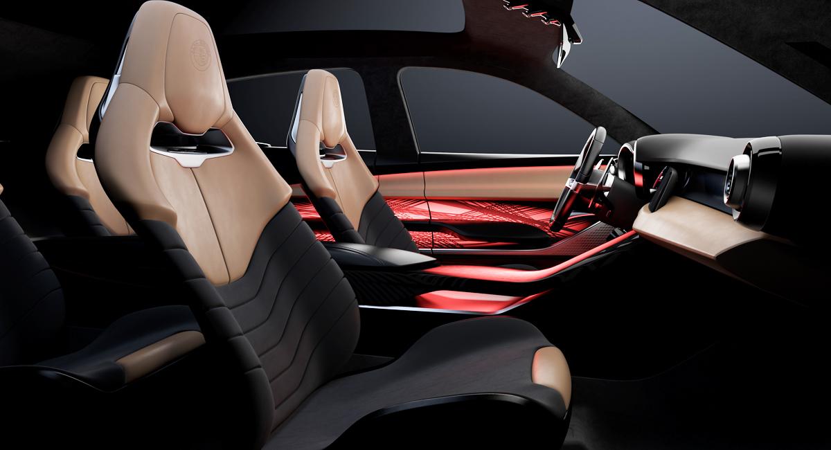 Представлен компактный кроссовер Alfa Romeo Tonale
