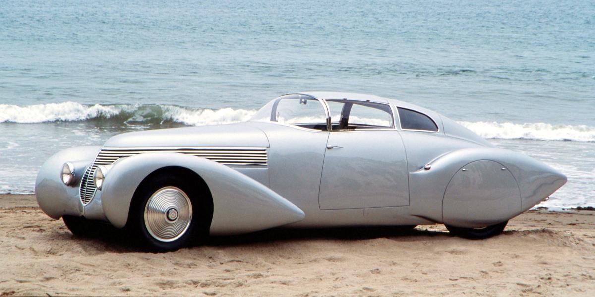 Hispano Suiza H6C Dubonnet Xenia
