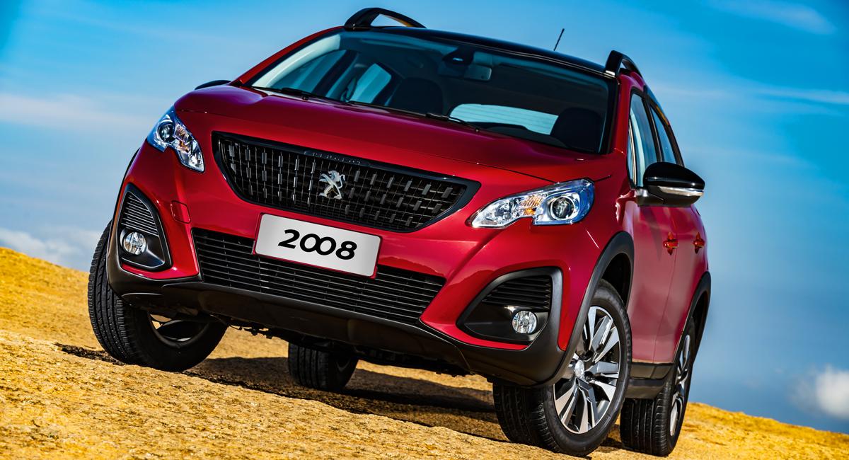 Паркетник Peugeot 2008 пережил альтернативный рестайлинг