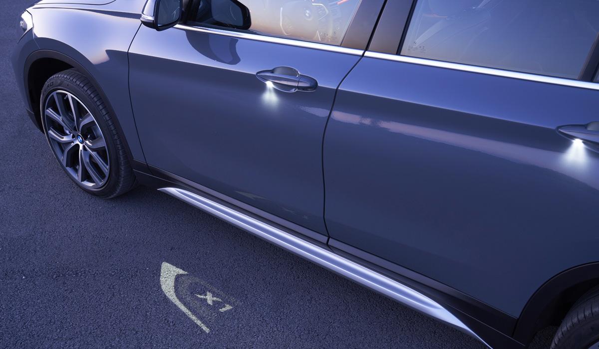 Представлен обновленный кроссовер BMW X1