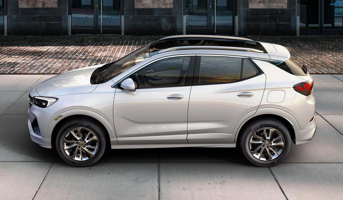 Кроссовер Buick Encore GX придет в Америку из Китая