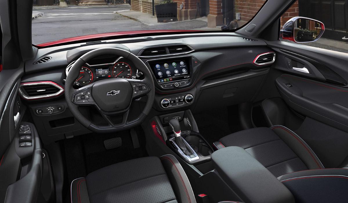 Новый кроссовер Chevrolet Trailblazer станет глобальной моделью