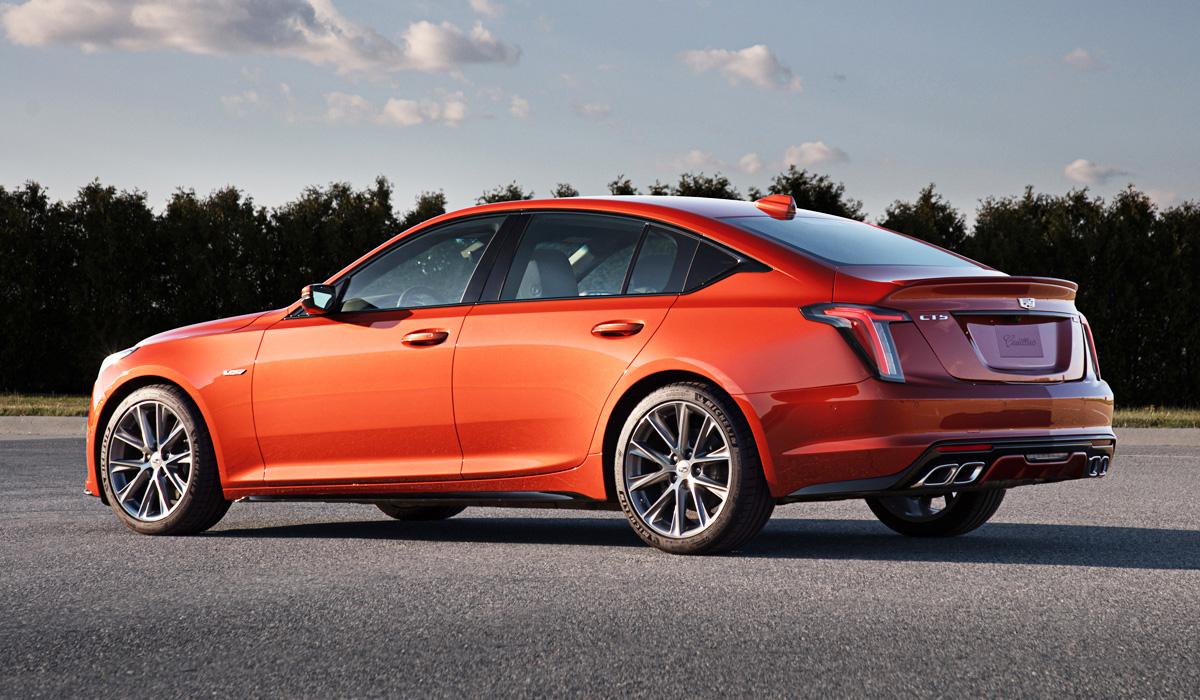 Новый Cadillac CT5-V не пошел по стопам предшественника