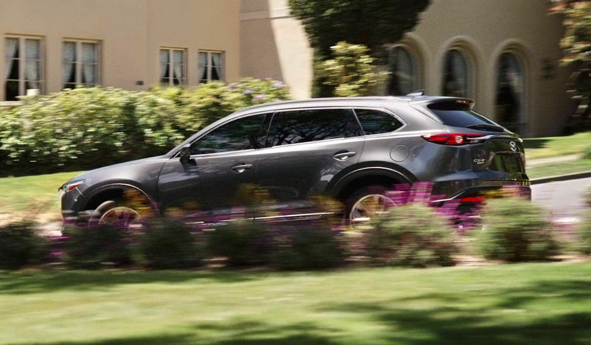 Кроссовер Mazda CX-9: больше тяги и новые опции