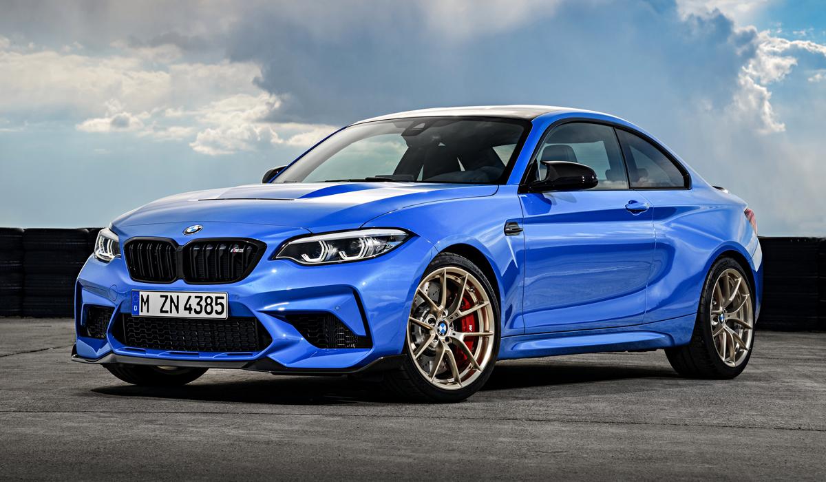 Новое купе BMW M2 CS: самая экстремальная версия в семействе