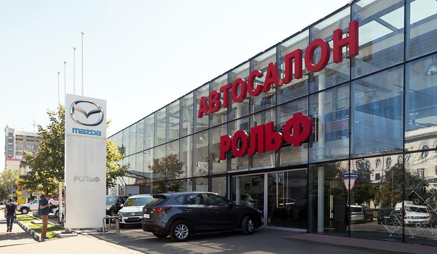 Дайджест дня: новый глава Audi, Рольф на продажу и другие события индустрии