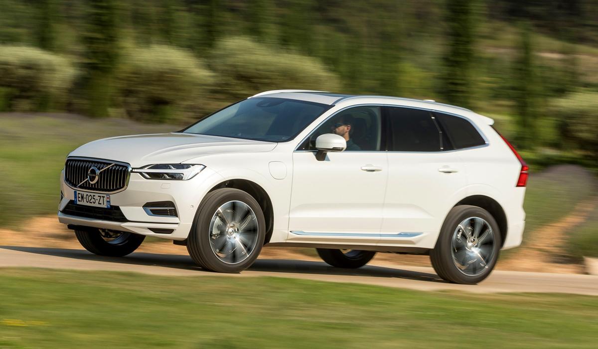 volvo xc60 t8 2 - Гибридный Volvo XC60 T8 в России: бесплатное электричество