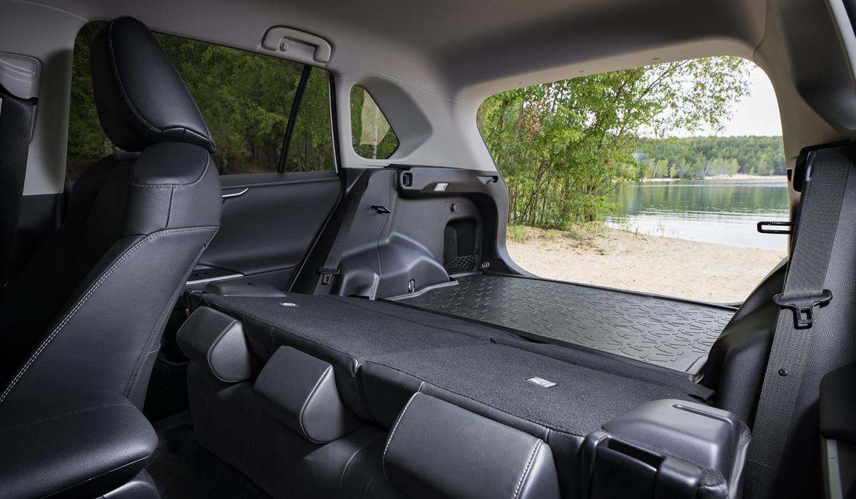 Toyota rav4 пятого поколения
