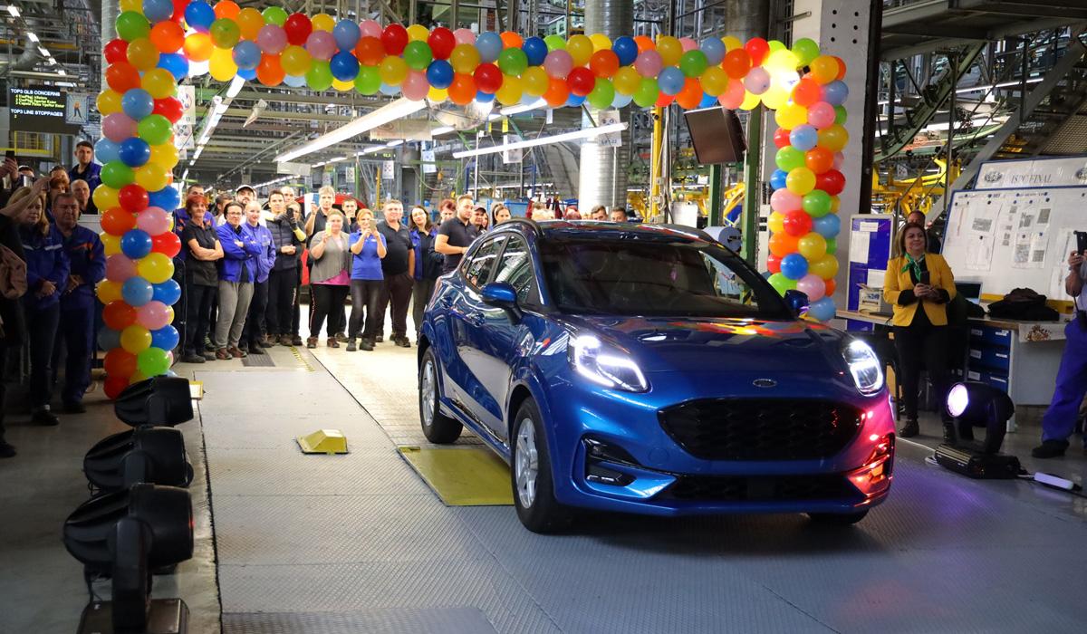 Дайджест дня: новый глава компании Nissan, Ford Puma на конвейере и другие события индустрии