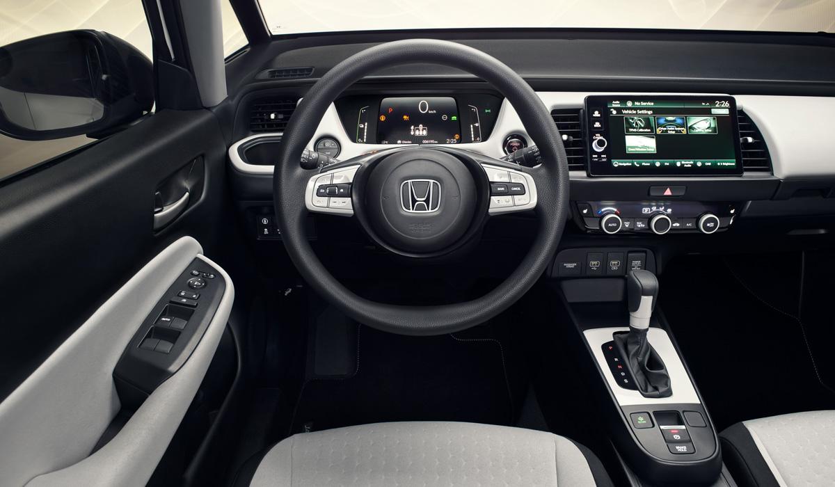 Премьера Токио: хэтчбек Honda Fit/Jazz четвертого поколения