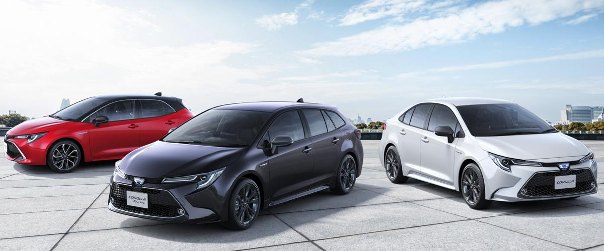 Новая Toyota Corolla стала компактнее для японского рынка