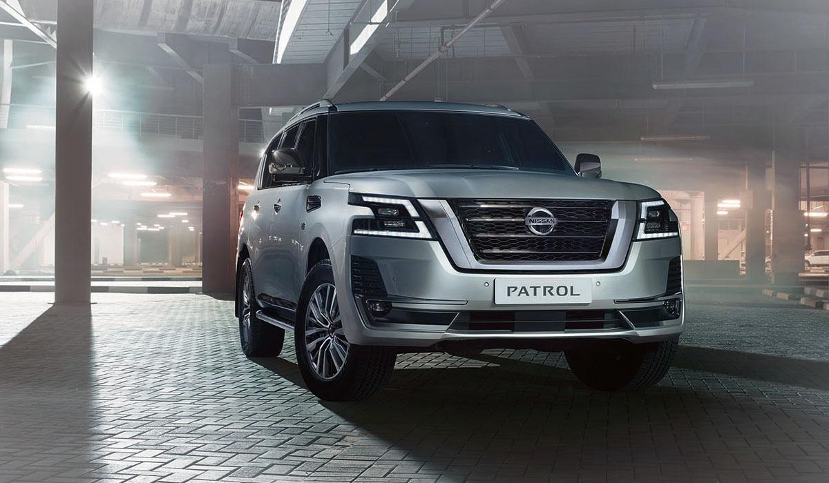 Представлен обновленный внедорожник Nissan Patrol