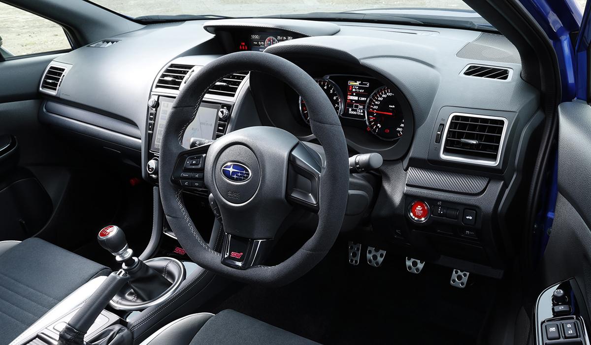 Subaru прощается с двигателем EJ20