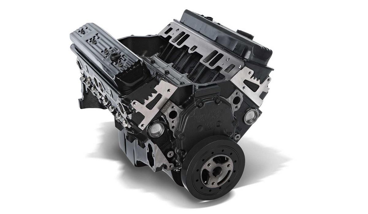 GM 350 V8 Service Engine - GM представил замену мотора для старых пикапов, внедорожников и фургонов