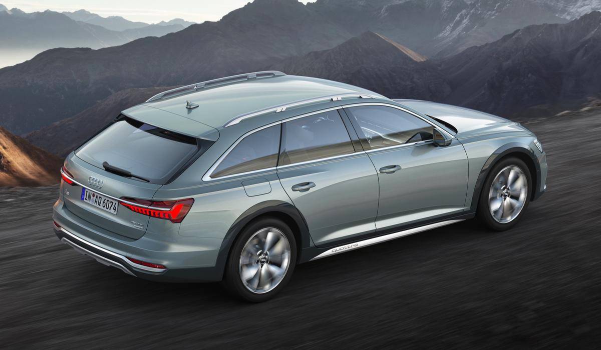 Опубликован полный прайс-лист на Audi A6 Allroad для России