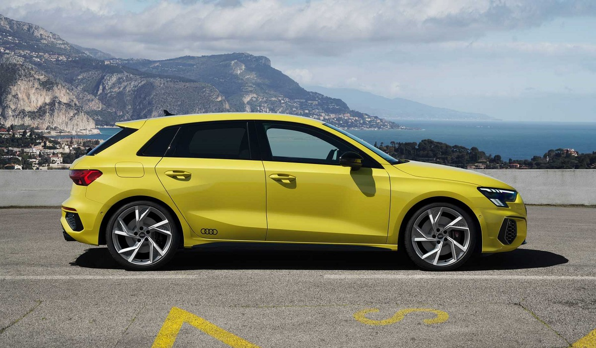 Семейство Audi S3 нового поколения полностью рассекречено