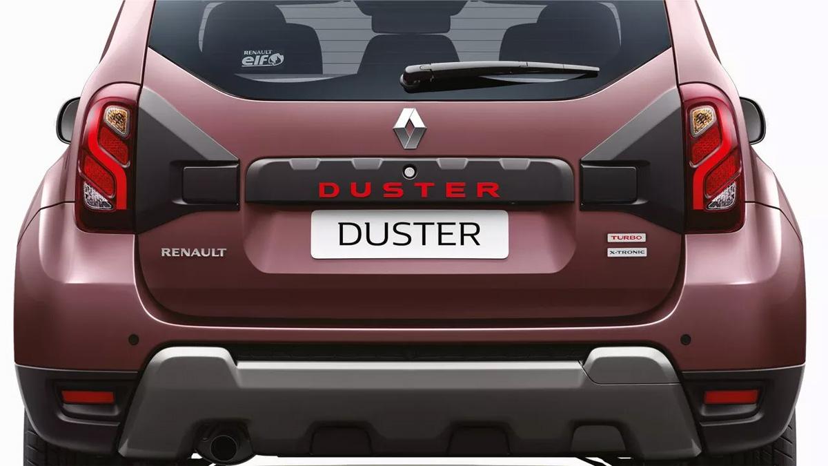 Рено Duster первого поколения приобрел турбомотор 1.3