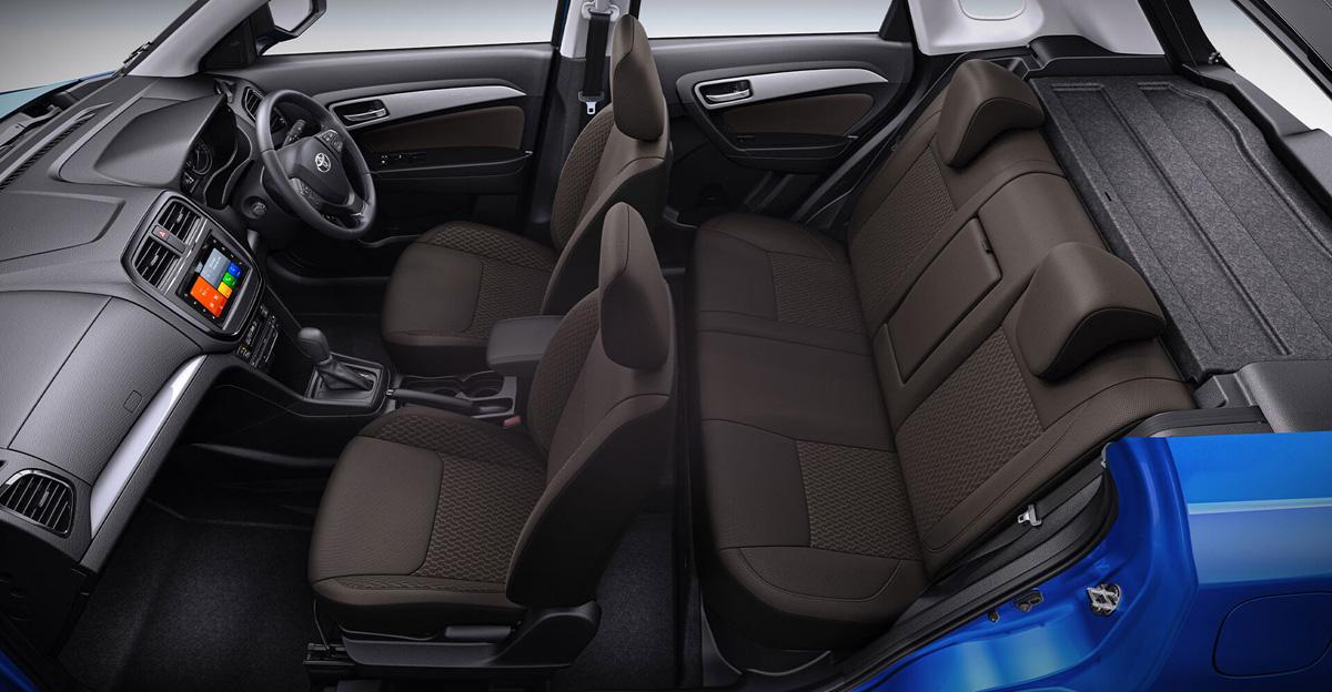 Новый кроссовер Toyota Urban Cruiser сделан из Suzuki