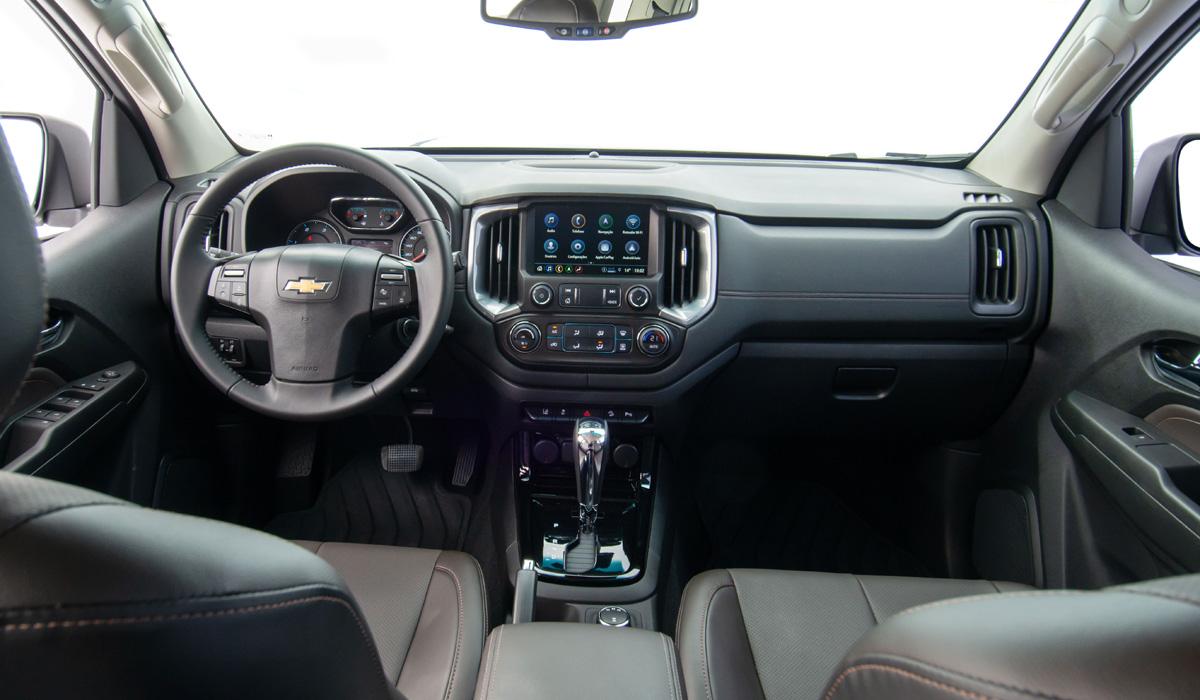 Обновлен рамный внедорожник Chevrolet TrailBlazer