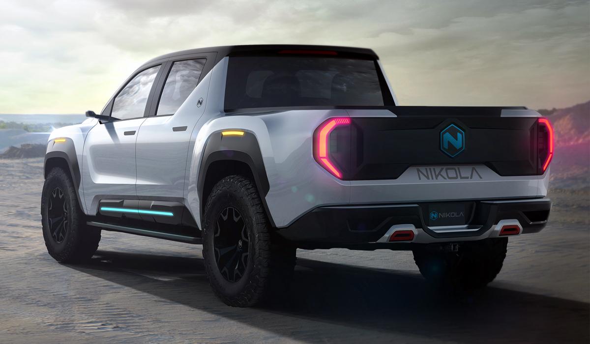 GM отказывается выпускать электрические пикапы Nikola Badger