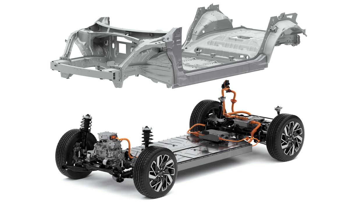 Представлена платформа E-GMP для электромобилей Hyundai, Ioniq и Kia