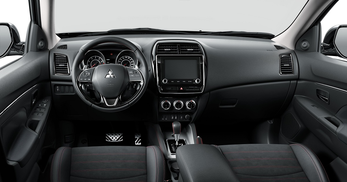 Mitsubishi ASX Black Edition для России: объявлена цена
