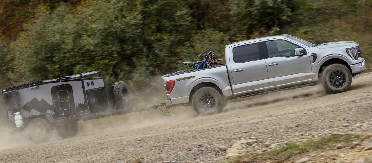 2021 ford f 150 tremor 3 - Ford F-150 Tremor: пикап для бездорожья