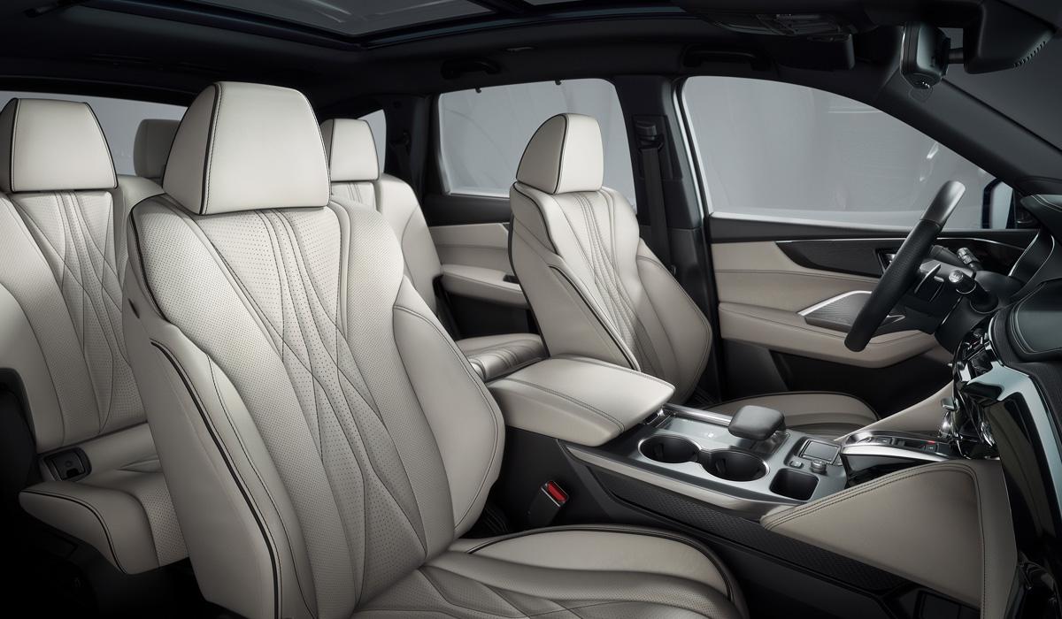 Acura MDX 08 - Кроссовер Acura MDX нового поколения: серийная версия