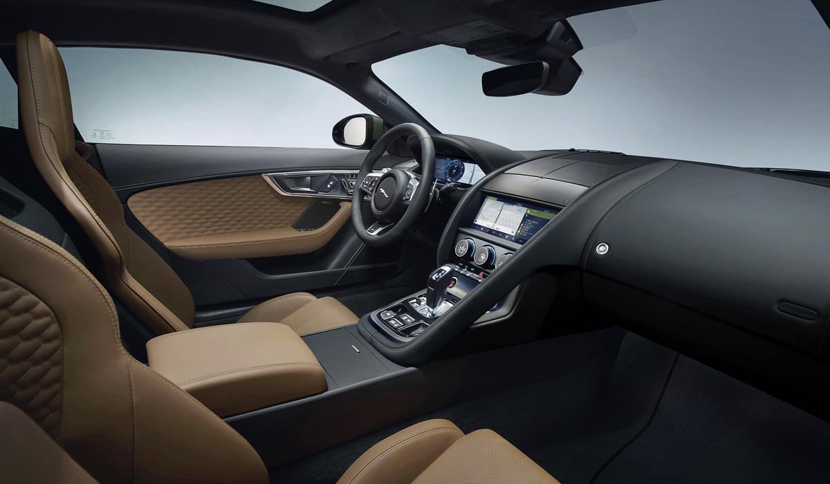Jag Ftype Heritage60Edition4 - Jaguar F-Type Heritage 60 отметит юбилей модели E-Type