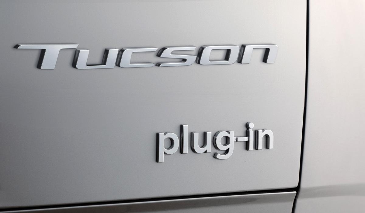 hyundai tucson plug in hybrid 2 - Новый Hyundai Tucson стал мощным гибридом