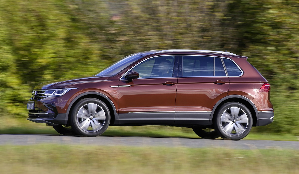 volkswagen tiguan4 - Обновленный Volkswagen Tiguan выходит на российский рынок: объявлены цены