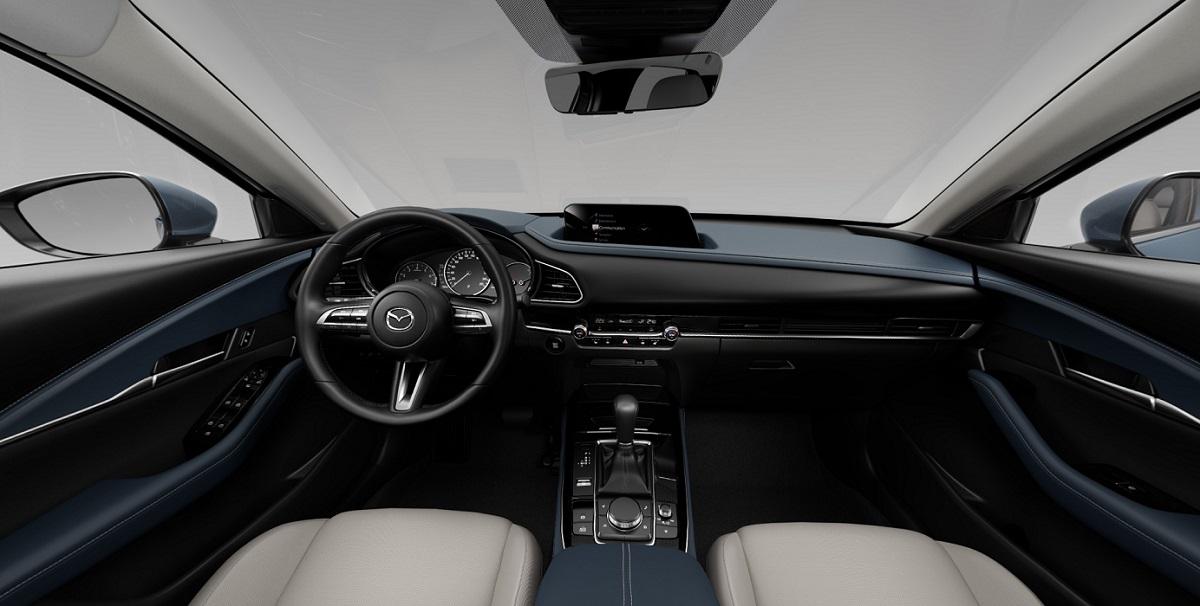 Mazda%20CX 30%20Interior - Mazda CX-30 российской сборки: полный прайс-лист